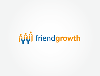 Friend Growth logo design winner