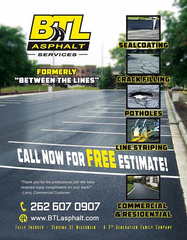 Btl asphalt magazine full page ad print design 48hourslogo btl asphalt magazine full page ad logo design concepts 14 colourmoves