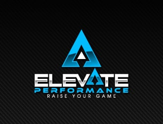 Elevate Performance logo design