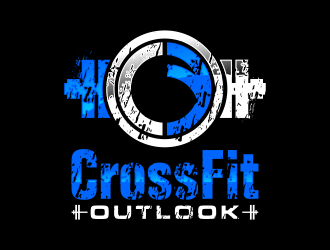 CrossFit Outlook logo design