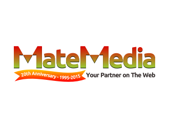 MateMedia logo design