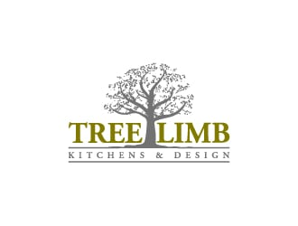 Treelimb Kitchens & Design logo design