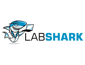"Tacalyst Networks - Product called ""LabShark"" logo design"