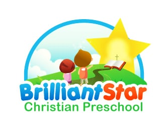 messiah lutheran preschool logo design 48hourslogo com rh 48hourslogo com preschool logo design preschool logos free