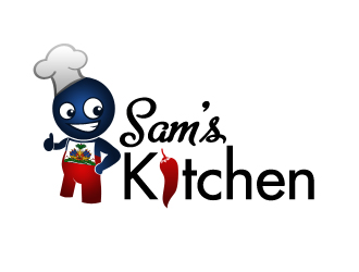 Sam's Kitchen | Sams Kitchen Logo Design 48hourslogo Com
