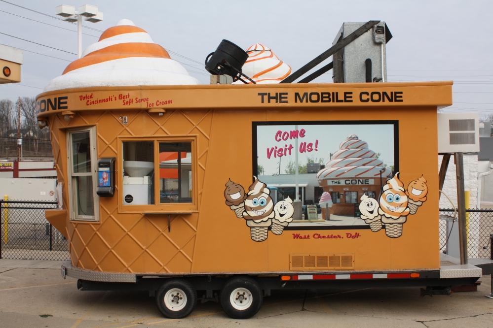 The Mobile Cone Usa Logo Design 48hourslogo Com