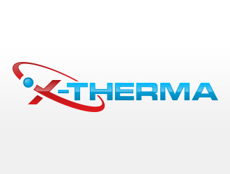 X-Therma logo design winner