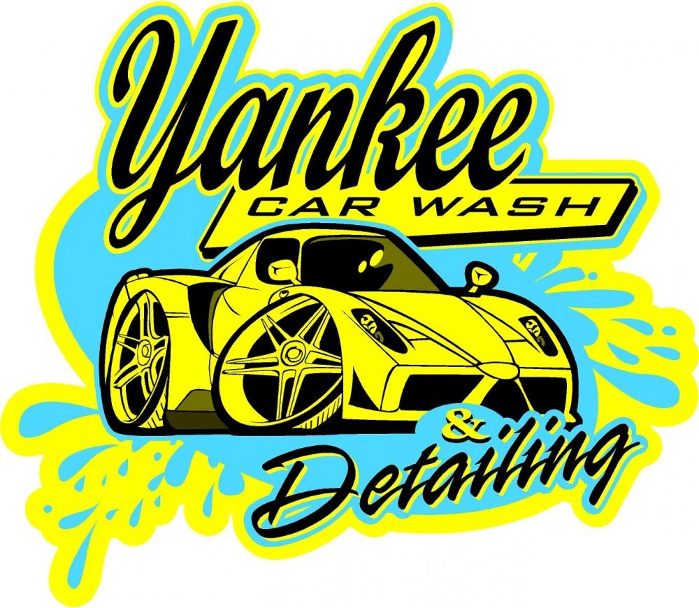 Yankee car wash detailing logo design for Design lago