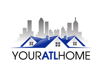 Your ATL Home logo design