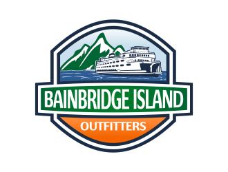 Bainbridge Island Outfitters logo design