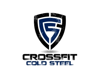 CrossFit Cold Steel logo design