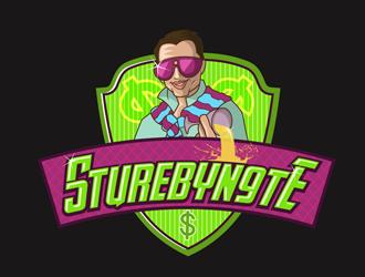 Sturebyn9te logo design