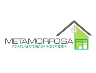 Metamorfosa logo design