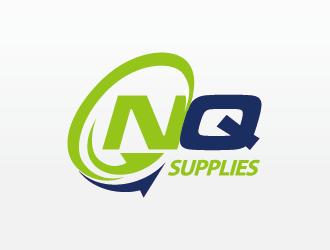 north queensland supplies logo design
