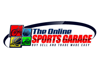The Online Sports Garage logo design