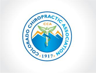 Colorado Chiropractic Association logo design winner