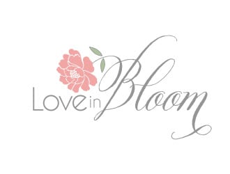 Love in Bloom Logo Design
