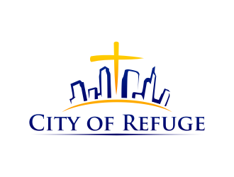 City of Refuge logo design