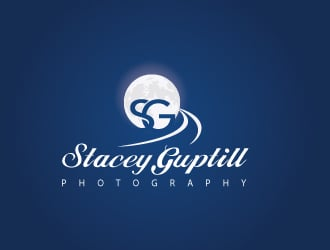 Stacey Guptill Photography logo design