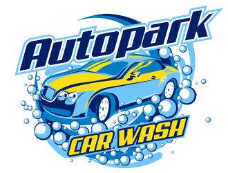 Autopark Car Wash logo design - 48HoursLogo.com