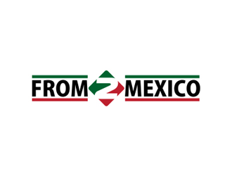 FROM2 Mexico logo design