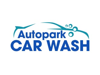 autopark car wash logo design 48hourslogo com rh 48hourslogo com free car wash logo design car wash logo design inspiration