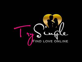 Try Single logo design