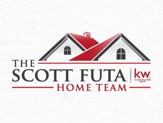 The Scott Futa Home Team logo design - 48HoursLogo.com
