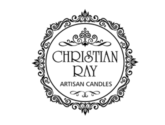 Christian Ray Artisan Candles logo design