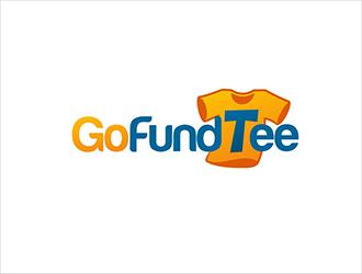 Gofundtee.com logo design