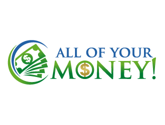 All Of Your Money Logo Design Concepts 20
