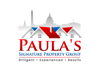 "Paula's ""Signature Property Group"" logo design"