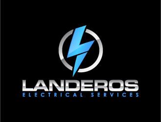 M Jay Electrical Logo Design