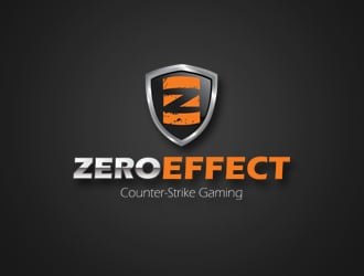 Zero Effect logo design
