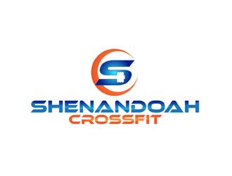 Shenandoah Crossfit logo design
