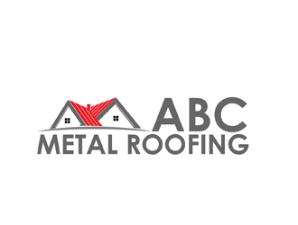 Abc Metal Roofing Logo Design Concepts 40