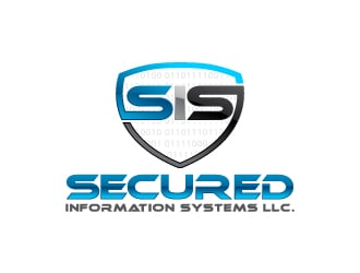 Secured Information Systems LLC. logo design
