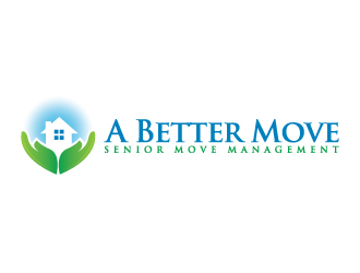 A Better Move logo design winner