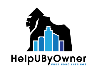 HelpUBy Owner logo design