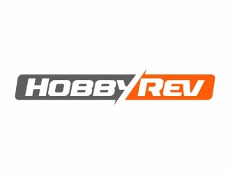 Hobby Rev logo design