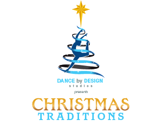 Dance by Design Studios logo design winner