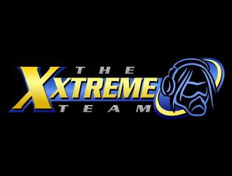 The Xxtreme Team logo design