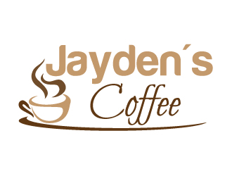 Jayden's Coffee logo design