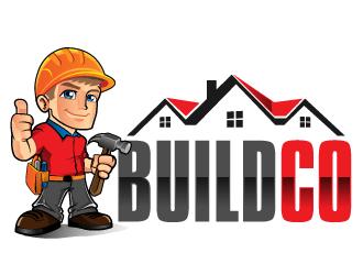 BuildCo logo design