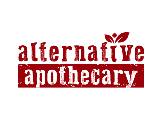 Alternative Apothecary logo design