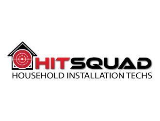 Household Installation Techs logo design