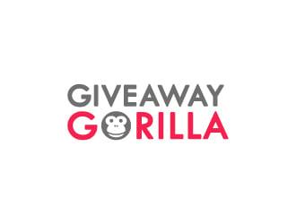 Giveaway Gorilla logo design