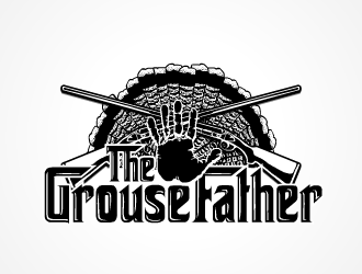 TheGrouseFather.com logo design