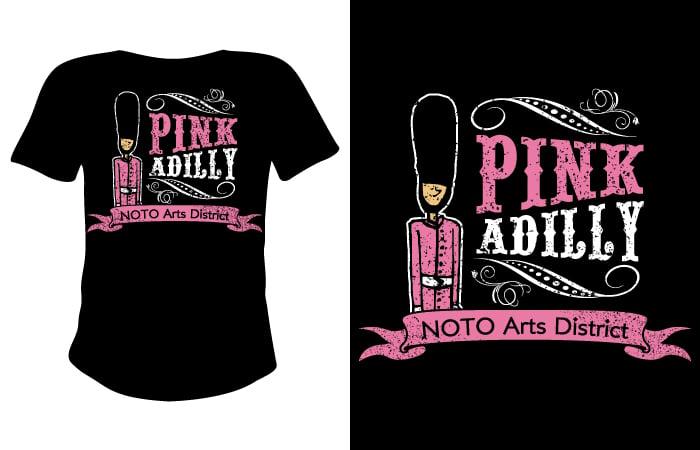 Unique T-shirt design print design - 48HoursLogo.com