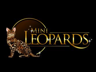 Mini Leopards logo design